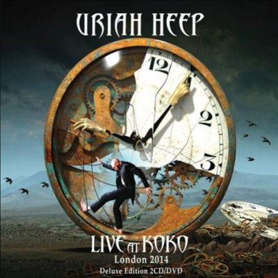 Uriah heep 2015 live at koko