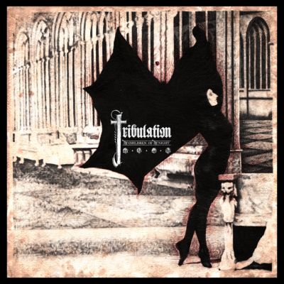 Tribulation   the children of the night   cover