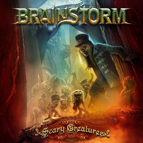 Brainstorm scary creatures 2016