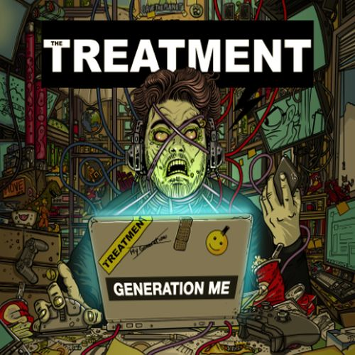 The treatment gm cover