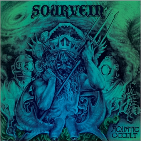 Sourvein   aquatic occult   artwork