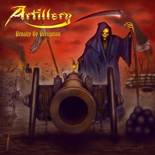Artillery   penalty by perception   artwork
