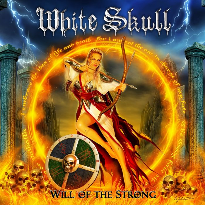 White skull will of the strong 2017 700x700