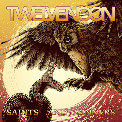 Saints and sinners twelve noon cover art 1600