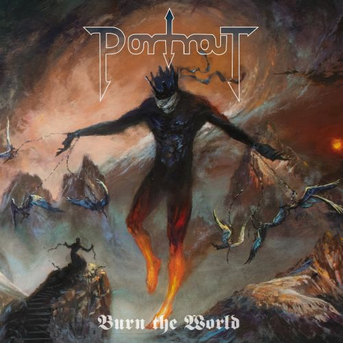Portrait   burn the world   artwork