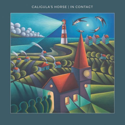 Caligulas horse in contact