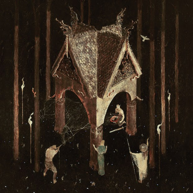 Wolves in the throne room thrisce woven
