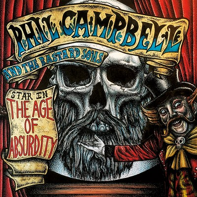 Phil campbell and the bastard sons   the age of absurdity   artwork 400x400