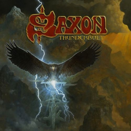 Saxon thundebolt cover