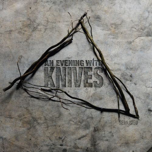 An evening with knives serrated front high res