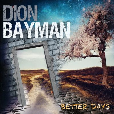 Dion bayman   better days   cover art