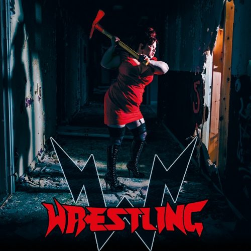 Wrestling album cover640 500x500