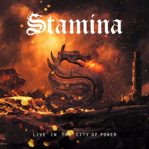 Stamina live in the city of power 2019 500x500