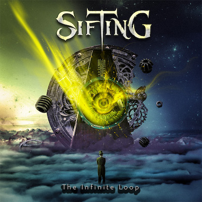 The infinite loop by sifting cover art 1600