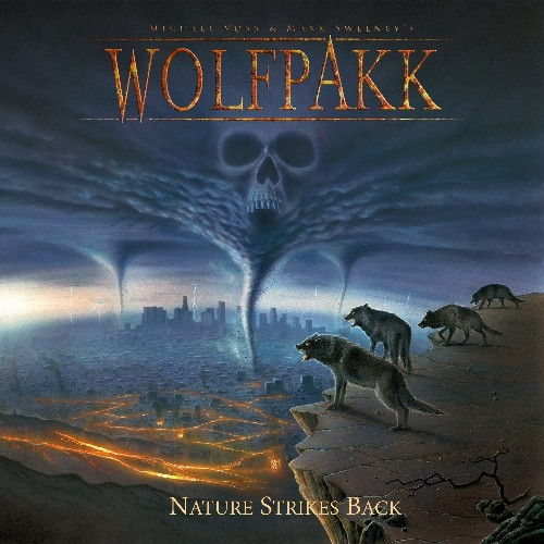 Wolfpakk nature strikes back cd 91176 1