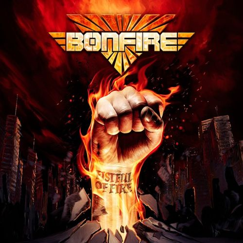 Bonfire2020 album