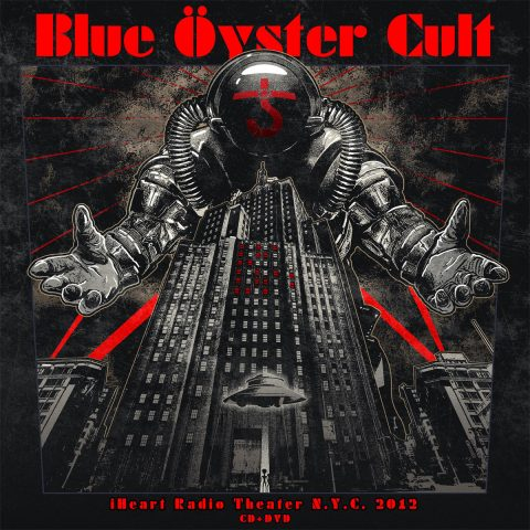 Blue oyster cult iheart radio theater n y c  2012