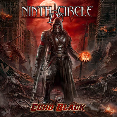Cover ninth circle echo black