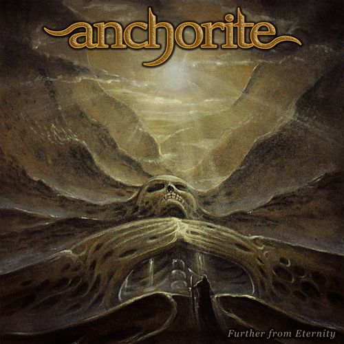 Anchorite   further from eternity   artwork 500x500
