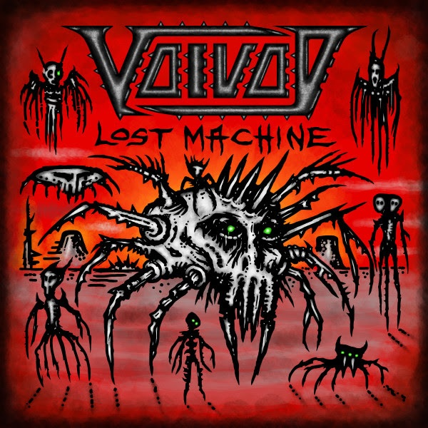 Voivod lost machine live
