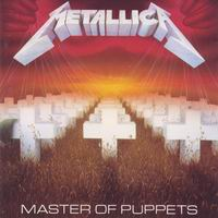 Metallica master of pupppets