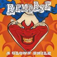 Remorse a clown smile