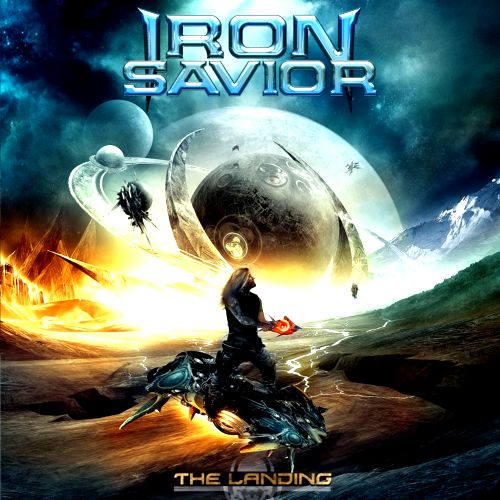 Iron savior the landing