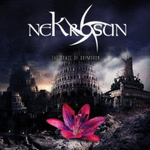 Nekrosun the grace of oxymoron cover
