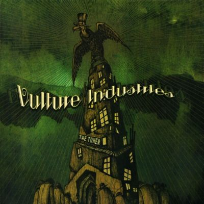 allcdcovers  vulture industries the tower 2013 retail cd front