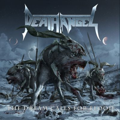 allcdcovers  death angel the dream calls for blood 2013 retail cd front