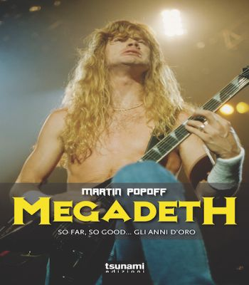 Megadeth   so far so good...  gli anni d oro