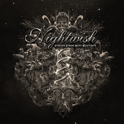 Nightwish   endless forms most beautiful   artwork